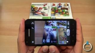 Samsung Galaxy S2 Camera Tips