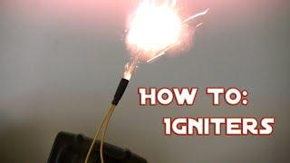 getlinkyoutube.com-How To Make Igniters/E-Matches