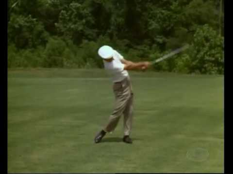 Ben Hogan Slow Motion Swing -GPGScwRJyWU