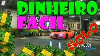 """getlinkyoutube.com-Novo glitch GTA V 1.31  solo """" Duplicando carros """""""