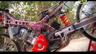 getlinkyoutube.com-CRAZY DRIVE ตอน จักรยาน Downhill  B1