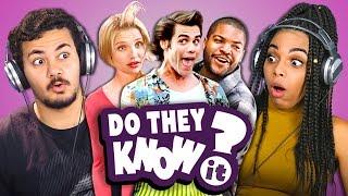 getlinkyoutube.com-DO TEENS KNOW 90s COMEDY MOVIES? (REACT: Do They Know It?)