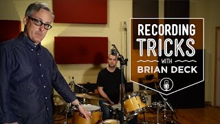 getlinkyoutube.com-How To Record Drums with 1, 2, 3, 4, or 5 Microphones with Brian Deck
