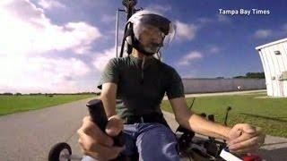 getlinkyoutube.com-Pilot explains his mission before Capitol landing