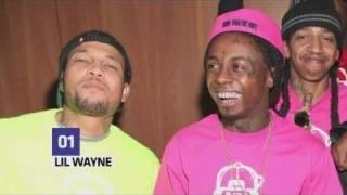 Lil Wayne présente sa marque Trukfit