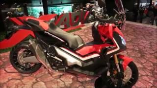 getlinkyoutube.com-Honda X-ADV en el Salón EICMA 2016