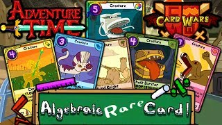 getlinkyoutube.com-Card Wars: Adventure Time - New Algebraic Gem Chests! Episode 15 Gameplay Walkthrough Android App