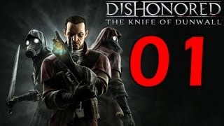 getlinkyoutube.com-Dishonored The Knife of Dunwall DLC Gameplay Walkthrough Part 1 No Commentary [1080p] [PC]