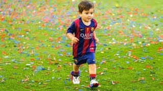 getlinkyoutube.com-Thiago Messi ● Next Generation 2016