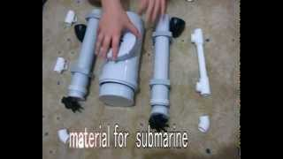 getlinkyoutube.com-HOMEMADE SUBMARINE, HOMEMADE ROV SUBMARINE