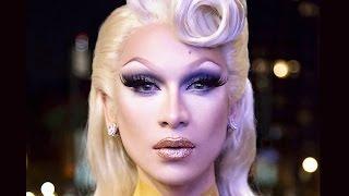 Extreme Seduction - Fashion Makeup Tutorial width=
