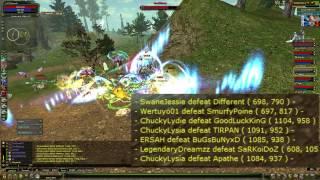 Knight Online - Kurian Headshoot Part 2 - Portu