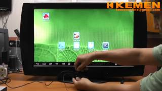 getlinkyoutube.com-MK809 II Android 4.1 Mini PC TV Dongle - - Turn Your TV into A Smart TV