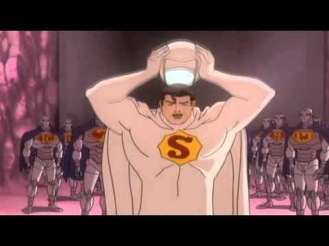 אול סטאר סופרמן