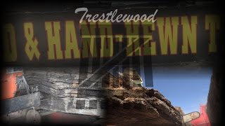 Trestlewood Hand Hewn Timbers