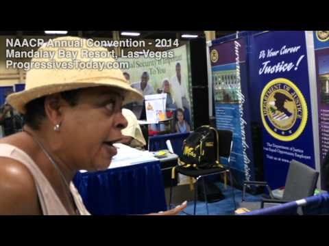 VIDEO: Black conservatives harassed at NAACP convention