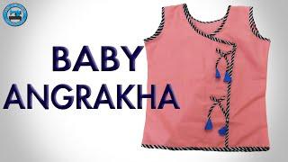 getlinkyoutube.com-Baby Angarakha (English)   Cutting and Stitching   BST