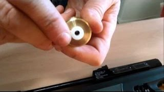 getlinkyoutube.com-Замена иглы Hatsan AT44-10 Tactical. Replacing the needle Hatsan AT44-10