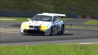 getlinkyoutube.com-Assetto Corsa-L.Morocz-Nurburgring NGK chicanery-Slow Motion