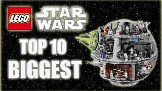 getlinkyoutube.com-Top 10 Biggest Lego Star Wars Sets HD