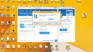getlinkyoutube.com-Clear Team viewer user id and password for unauthorized access