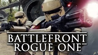 Star Wars Battlefront: ROGUE ONE SCARIF | Heroes & New Gamemode Gameplay | Live Stream