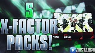 getlinkyoutube.com-5 X-FACTOR PACKS! #NOMOREPACKS