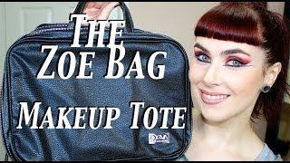 getlinkyoutube.com-'The Zoe Bag'.... Makeup Tote Bag from Zoeva.