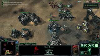 getlinkyoutube.com-StarCraft: Mass Recall v6.2 - The Iron Fist 03 - Ruins of Tarsonis