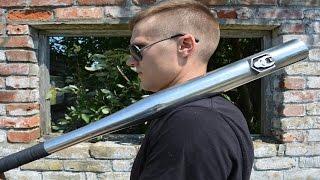 getlinkyoutube.com-Casting a solid aluminum bat that leaves a good impression (Success/Fail)