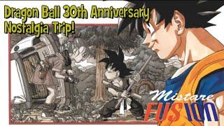 getlinkyoutube.com-Dragon Ball 30th Anniversary Nostalgia Trip!
