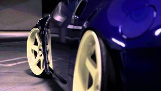 Chris Foreman's Slammed & Fitted 350Z