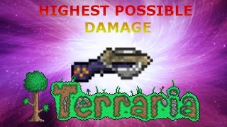 getlinkyoutube.com-Terraria Maximum Weapon Damage: 7000 in one hit