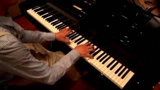 getlinkyoutube.com-ジブリ長編映画の曲を全部つなげて弾いてみた【事務員G】ピアノメドレー Studio Ghibli complete piano Medley by ZimuinG 1984〜2013