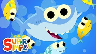 Baby Shark | Kids Songs | Super Simple Songs width=