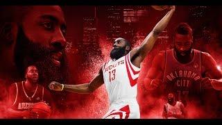 getlinkyoutube.com-NBA 2k16 Blacktop James Harden vs Damian Lillard