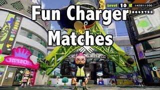 getlinkyoutube.com-Splatoon Fun Charger Matches