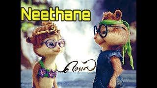 Mersal Neethane Tamil Chipmunks Version Video😍😜