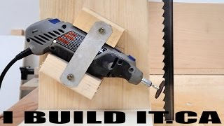 getlinkyoutube.com-Easy Band Saw Sharpening Jig