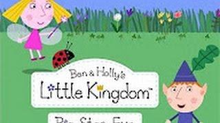 Ben & Holly's Little Kingdom - Big Star Fun - iPad app demo for kids - Ellie