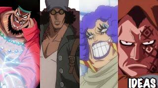 getlinkyoutube.com-Dragon's Death VS Blackbeard War Explained! Fight Ideas! One Piece ワンピース 818 +