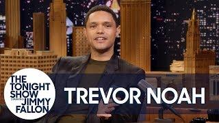 Trevor Noah Turns President Trump's