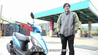 getlinkyoutube.com-SYM GT evo 125 省道一哥 省油極限測試
