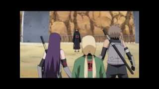 getlinkyoutube.com-Pein Vs. Konoha AMV- Comatose