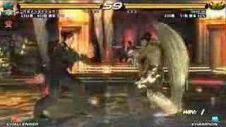 getlinkyoutube.com-TEKKEN 6 - Kazuya(MainStreetRyu2nd) vs Devil Jin(Soyondori)2