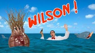 Qué Hay Dentro de Wilson (Naúfrago) o una pelota de voleibol?