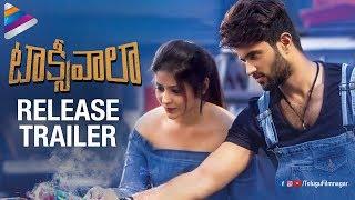 Taxiwaala Release Trailer | Vijay Deverakonda | Priyanka Jawalkar | Malavika Nair | Telugu FilmNagar