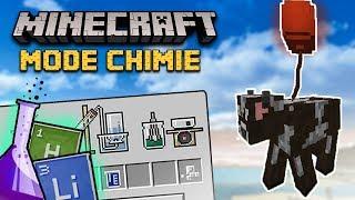 LA CHIMIE DANS MINECRAFT ! C'EST OUF :O ~ Minecraft Bedrock: Découvertes fonctionnalités chimiques