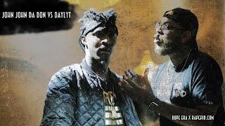 getlinkyoutube.com-Daylyt vs John John Da Don | Rap Grid & Dope Era's No Mask | Rap Battle