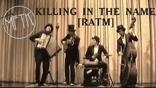"getlinkyoutube.com-""Killing In The Name"" (Acoustic Cover) - Musik For The Kitchen"